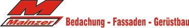Dachdeckermeister Friedbert Mainzer - Eigenrieden